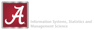 Information Systems, Statistics, and Management Science at the Culverhouse College of Business
